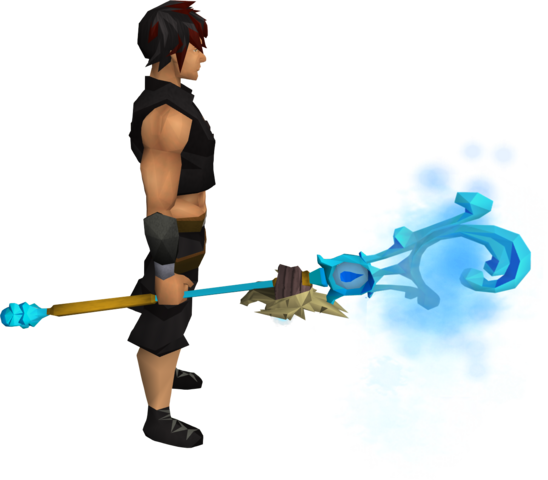 File:Necromancer's water staff equipped.png