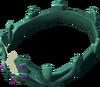 Crown of Loyalty (10 year) detail