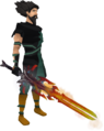 Firestorm blade equipped.png