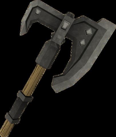 File:Iron battleaxe detail.png