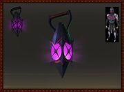 Ancient lantern concept art