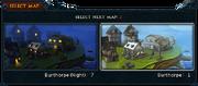 Heist Map Select