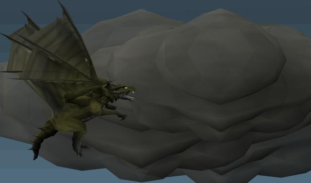 File:Dragon Slayer Elvarg flying.png