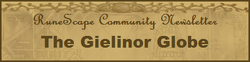 Gielinor Globe