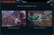 Challenge gem interface 1