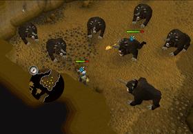 Dark beast Temple