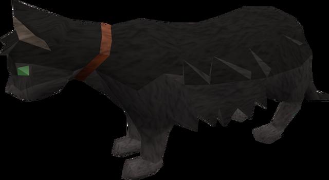 File:Lazy cat (black) pet.png