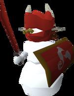Snowman - Dragon
