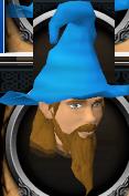 Wizard Distentor chathead
