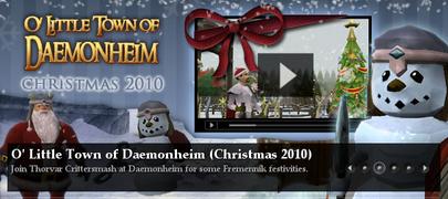 2010 Christmas Mainpage banner