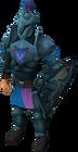 Rune heraldic armour set 2 (lg) equipped
