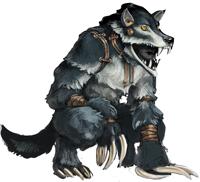 Werewolf costume art thumb