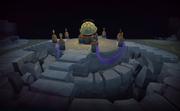 Stone of Jas in Sliske's lair