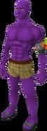 Zaros purple skin equipped