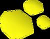 Ground sulphur detail
