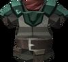 Miner chestplate (adamant) detail