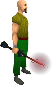 Seismic wand (blood) equipped