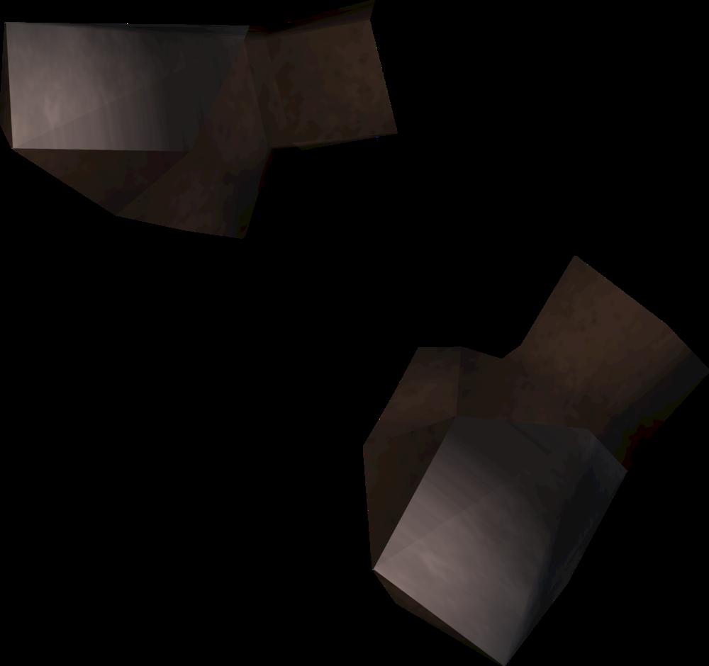 Warpriest of Bandos gauntlets detail