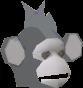 Dead monkey chathead