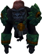 Jungle Gorilla (adult)