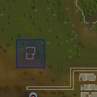 Outpost location
