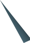 Rune dart tip detail