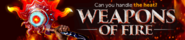 Weapons of Fire lobby banner