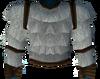 Werewolf torso (white, female) detail