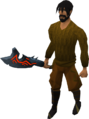 Cleaver of Tsutsaroth equipped.png
