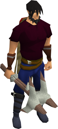 File:Pickaxe (class 5) equipped.png
