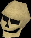 Draynor skull detail