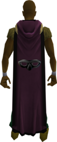 Hooded thieving cape (t) equipped