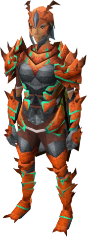 File:Kalphite Sentinel outfit equipped (female).png