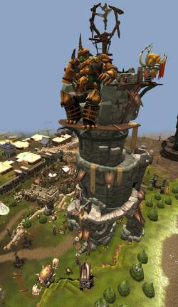 Bandos's Tower
