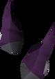 Elemental gloves detail