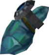 Augmented crystal orb detail