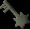 Key (Olaf's Quest, star) detail