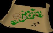 Swamp boat map