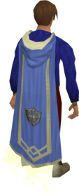 Defence master cape equipped