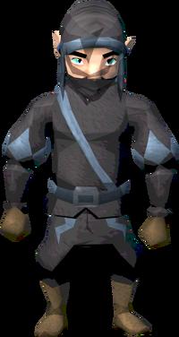 Gnome (Arposandra) invisible