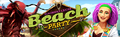 Lumbridge Crater Beach Party (2017) lobby banner.png