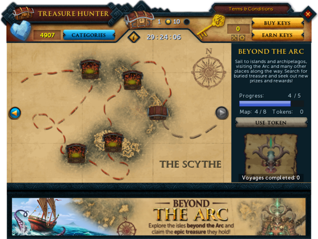 File:Treasure Hunter Beyond the Arc interface.png