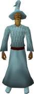 Turquoise robe set equipped