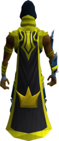 Mod cape equipped