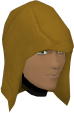 Firemaking hood chathead