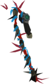 Augmented abyssal vine whip detail