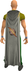 Runecrafting cape equipped