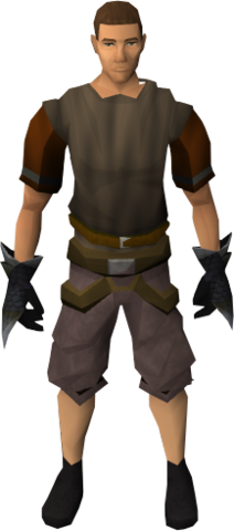 File:Black spiky vambraces equipped.png