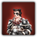 Panda outfit icon (male)