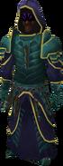 Zarosian praetor outfit equipped